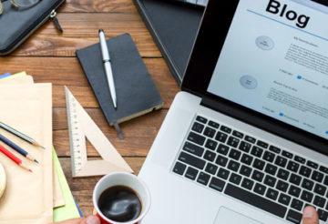 contenu de qualite sur son blog d'entreprise
