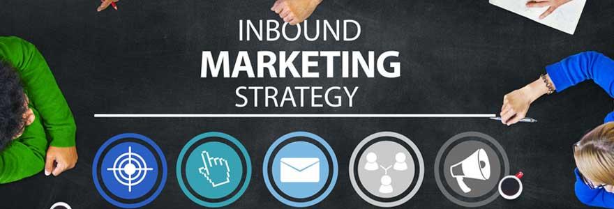Campagne d'inbound marketing
